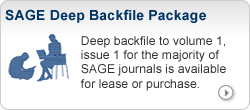 SAGE Deep Backfile Package