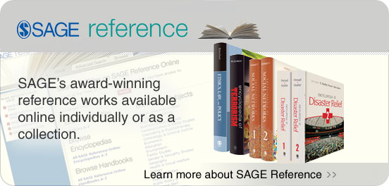 Explore SAGE Reference Online