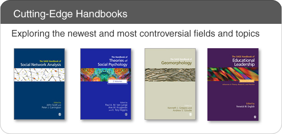 Cutting-edge Handbooks